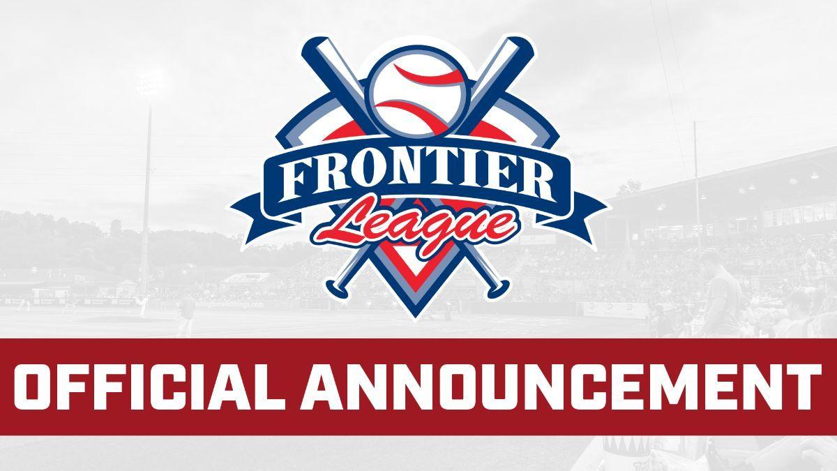 Frontier League Makes Official Announcement
