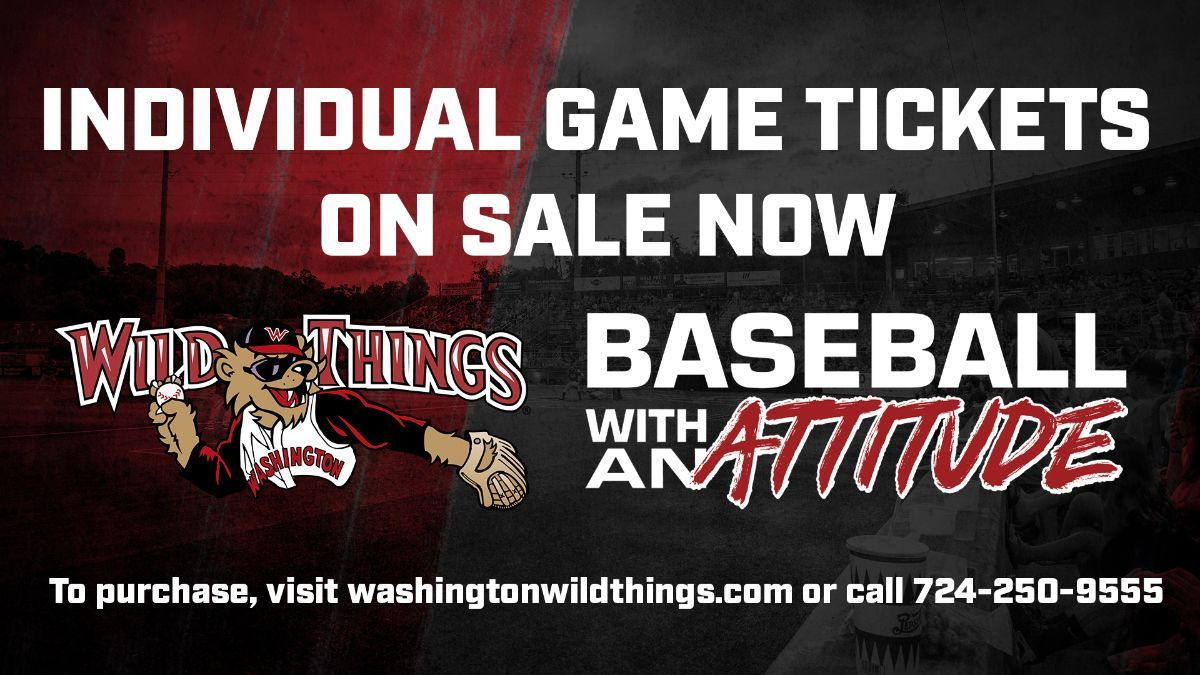 Individual Game Tickets On Sale Now