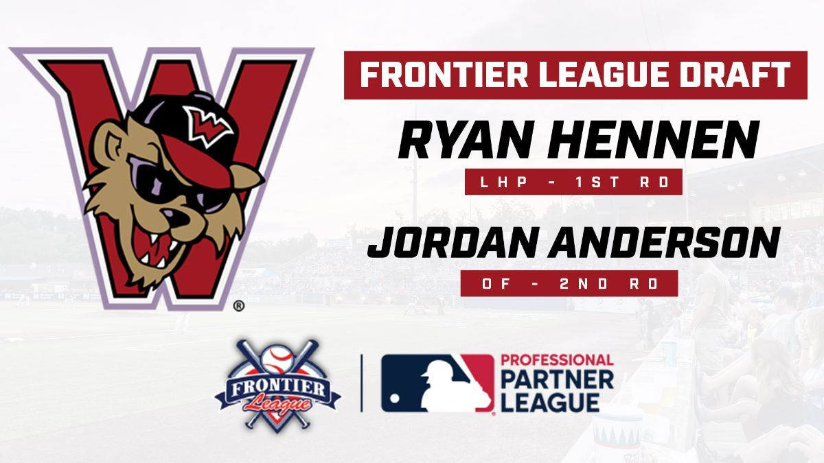 Wild Things Select Two in Frontier League Draft