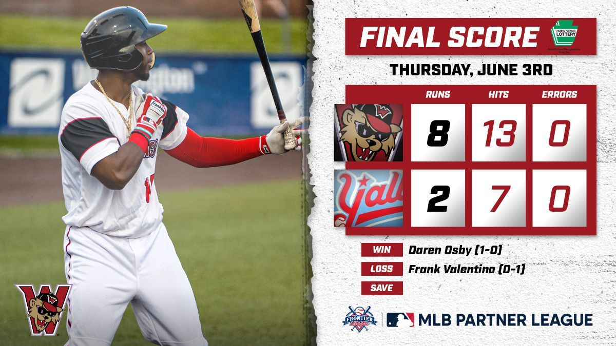 Wild Things Blast Their Way to Win in Road Trip Finale