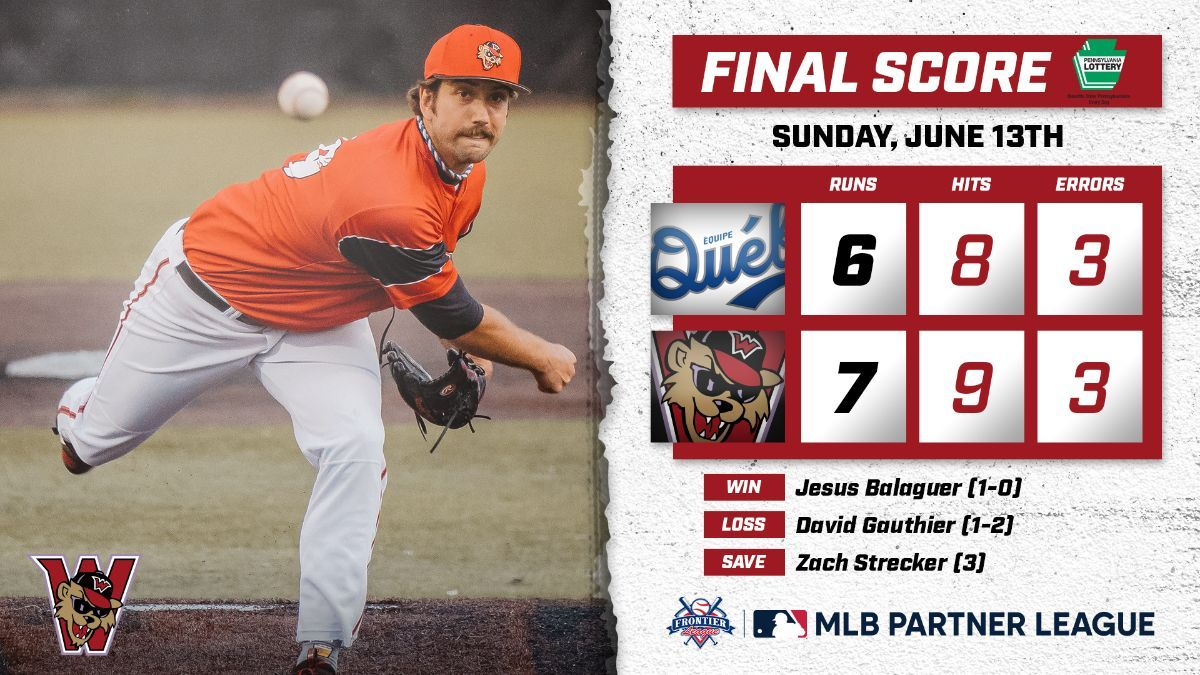 Wild Things Win See Saw Affair to Take Series