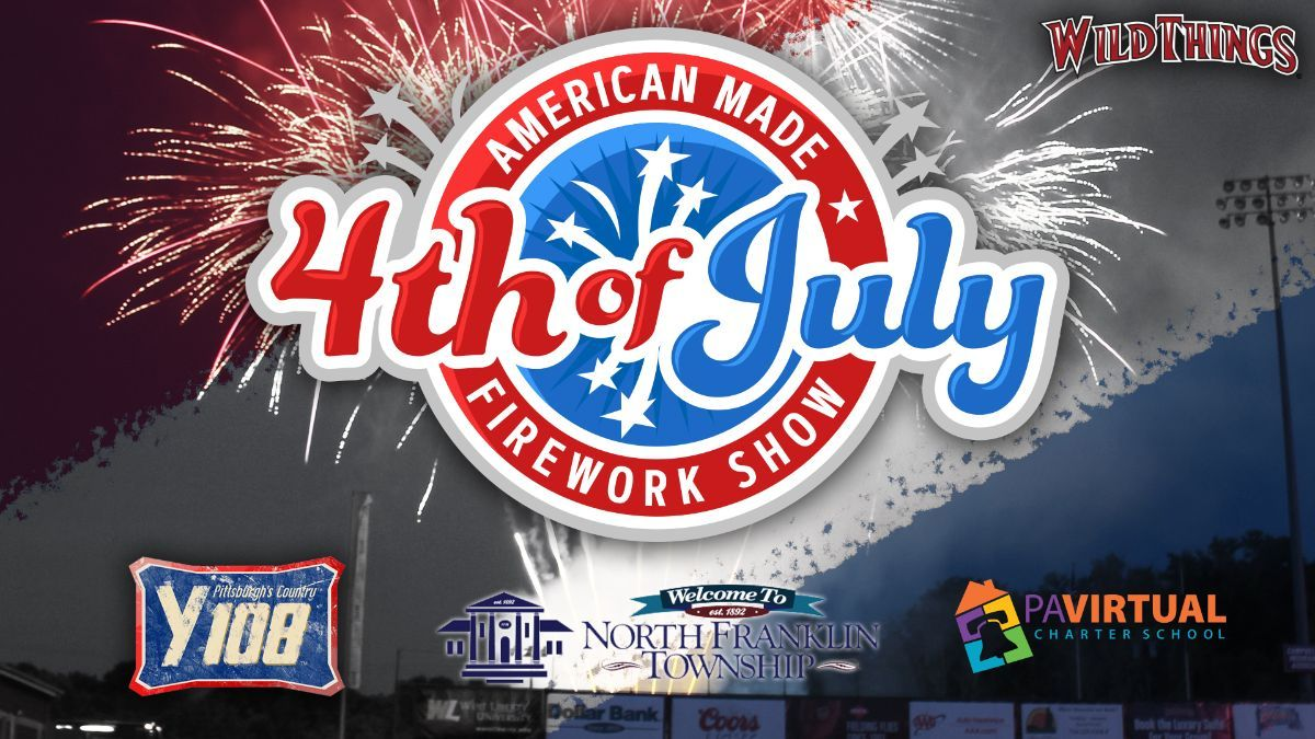 America Made 4th of July Fireworks Show Announced