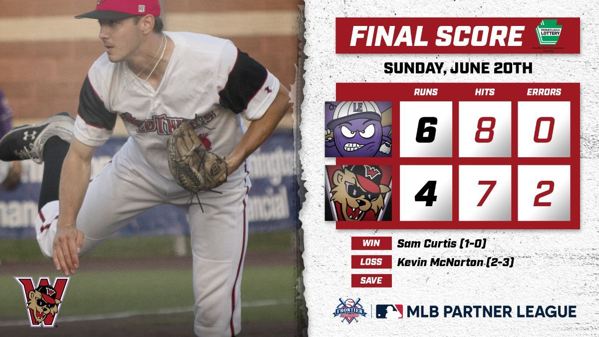 Wild Things Battle But Fall in Rubber Game to Lake Erie