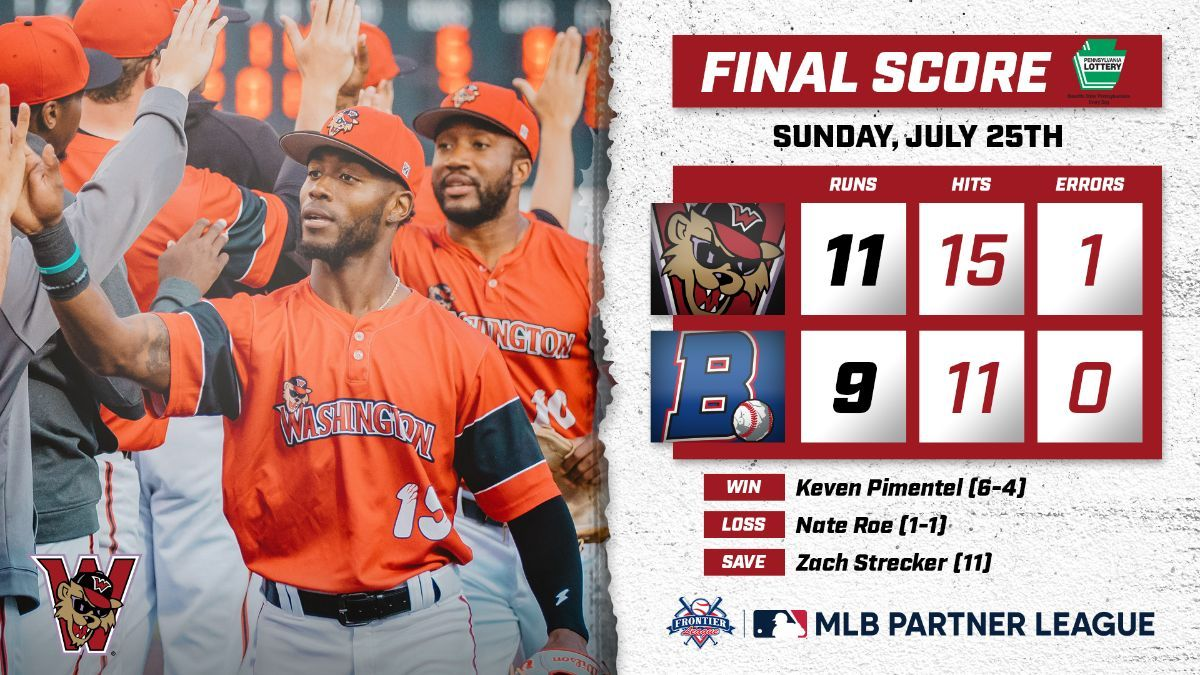 Wild Things Offense Explodes, Hold Off Comeback