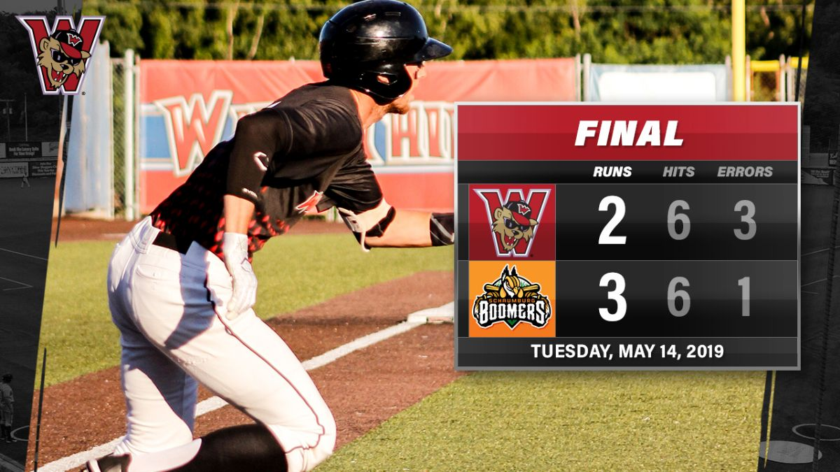 Wild Things Fall in Schaumburg's Final AB