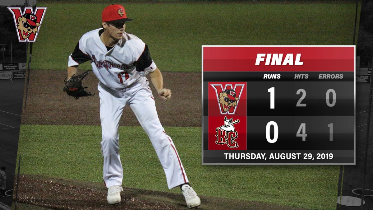 Three Pitchers, Roa Combine to Spoil Rascals' Home Finale